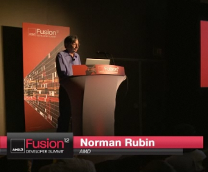 HSA Foundation - Norman Rubin