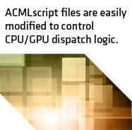 ACML 6.1 Accelerates OpenCL™ Code